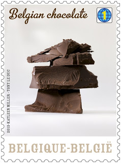 Chocolate stamp 2